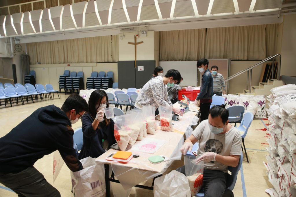 Food-co, 食物捐贈