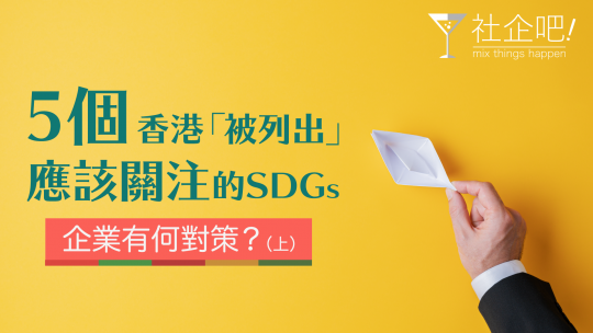 香港 SDG 企業 對策