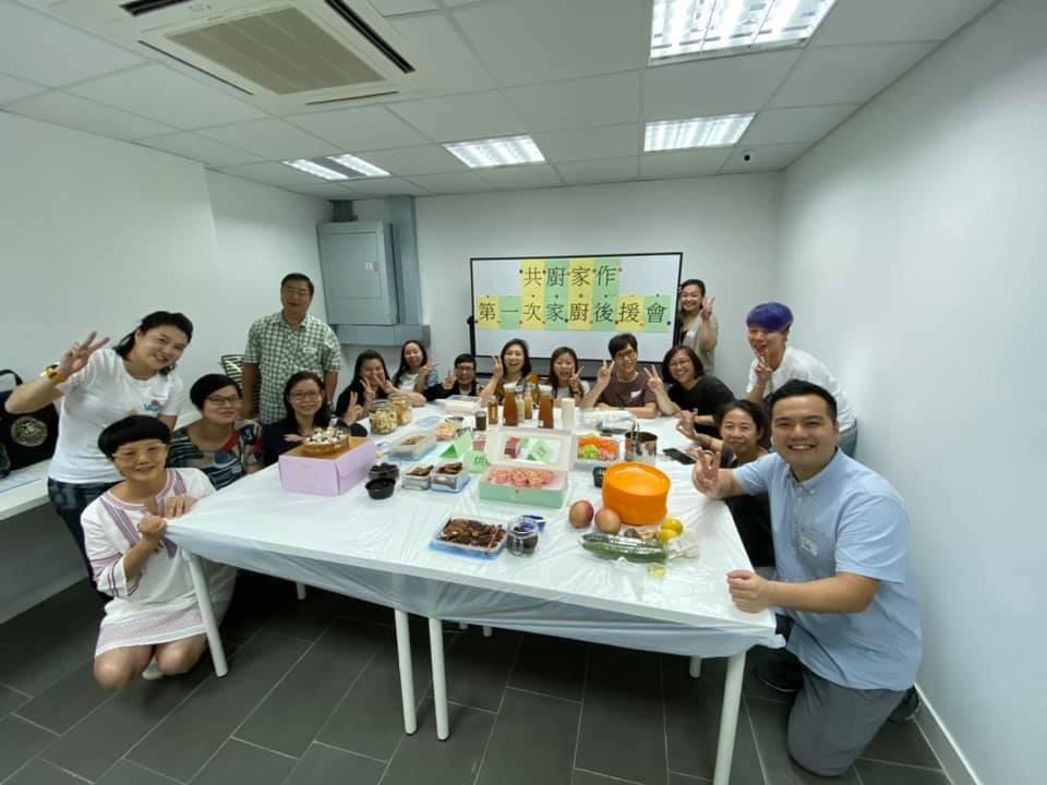 共廚家 香港寬頻 SEBarhk 社企吧